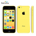 Factory Unlocked Original iPhone 5C iOS Dual Core 4.0 Inches TouchScreen 8.0MP Camera With WIFI GPS Refurbished Mobile Phone