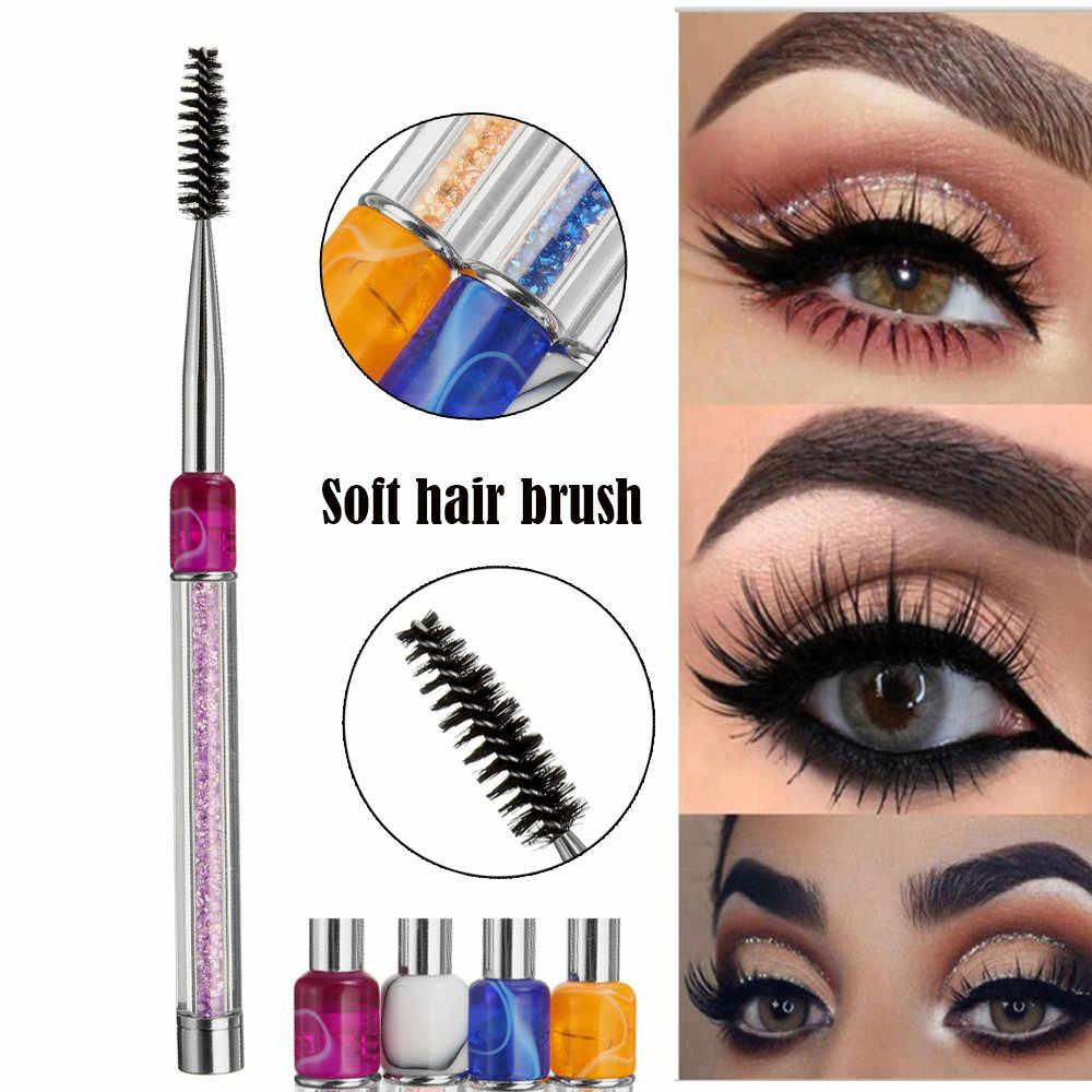 Kanbuder outils de maquillage 1Pc réutilisable brosse à cils cosmétique Mascara baguette applicateur Spooler maquillage brosse stylo