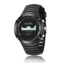 Mountaineering Altitude Compass Air Pressure Fishing Temperature Waterproof Multifunctional Outdoor Sports Watch