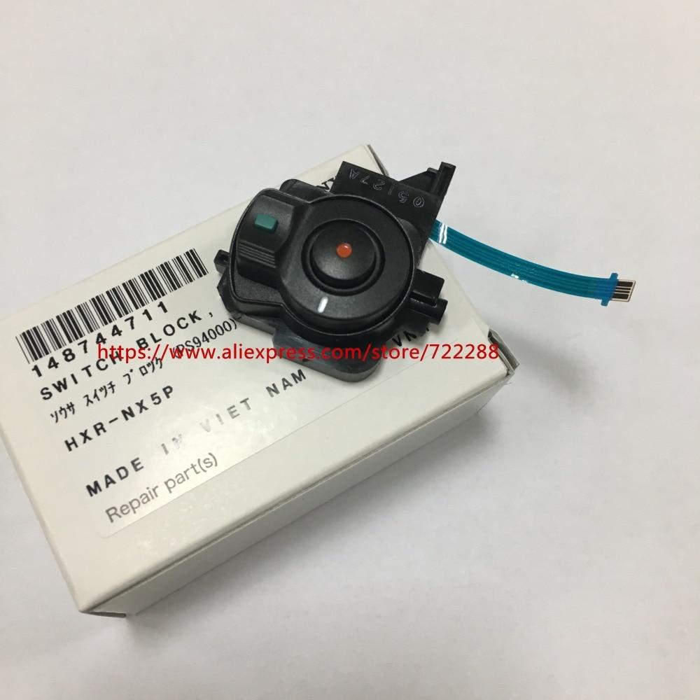 Genuine SONY Microphone Holder /& Rubber For HXR-MC2500 HXR-NX1 HXR-NX3 HXR-NX30E