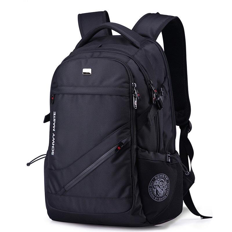 Новый Модный Швейцарский рюкзак, повседневный usb-рюкзак для ноутбука, непромокаемая дорожная сумка
