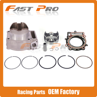 OTOM 300CC Cylinder+Piston+Gasket Kits For Bosuer KAYO X motor Apollo 250CC Dirt Bike With ZONGSHEN NC250 Motorcycle