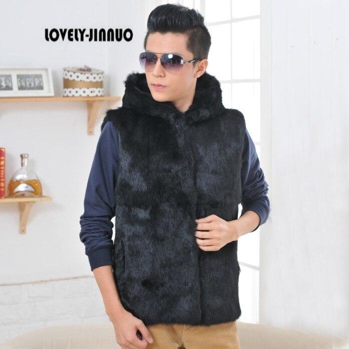 2019 Leather Jacket Men Casual Solid Men Fur Coat Motorcycle Faux Leather Jacket Men Thick Long