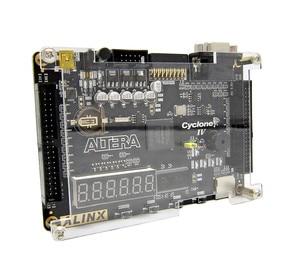 Image 1 - האחרון גרסת Altera EP4CE10 FPGA פיתוח לוח עם 256 M SDRAM 16 M SPI