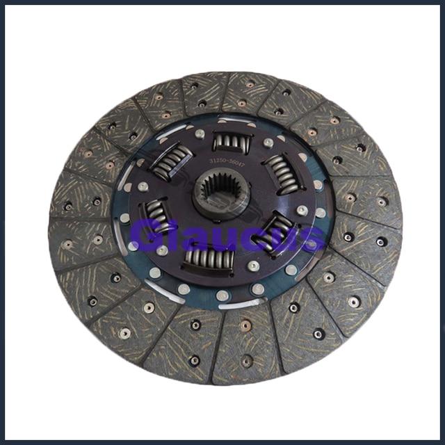1hz 1HDT motor kupplung disc für Toyota Land Cruiser LandCruiser 4164cc 4.2L 4,2 td 1990-31250-36490 31250-36492 31250-36500