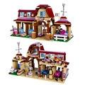 Bela 10562  для девочек  для верховой езды  Клубные конюшни  строительные блоки  для принцессы  для сборки игрушек  41126  совместимые с Legoings 10170