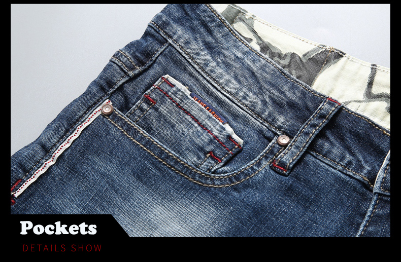 KSTUN 2020 Summer New Men's Stretch Short Jeans Fashion Casual Slim Fit High Quality Elastic Denim Shorts Male Brand Clothes 15