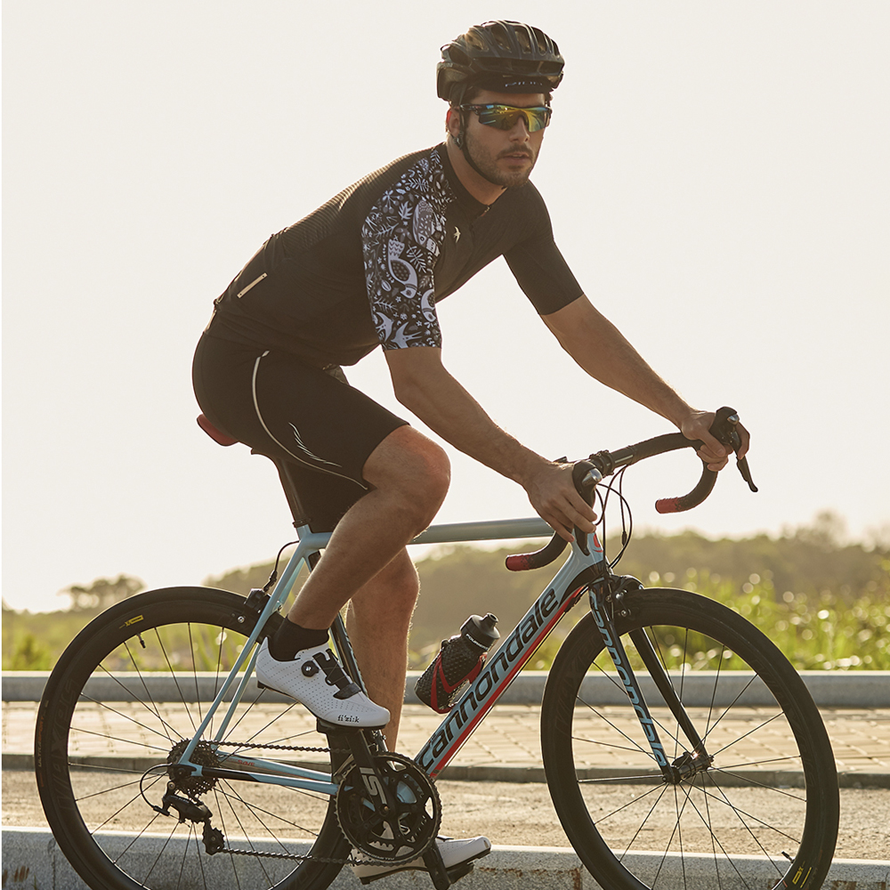 RION Men Cycling Jersey Motocross Short Sleeves Tops Bicycle Retro MTB Downhill Shirt Road Bike Team Autumn Sports Men Clothing 5