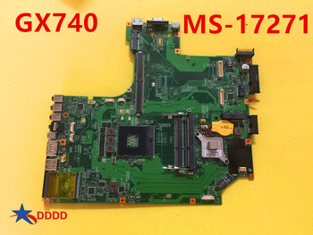 Original FOR MSI CX740 laptop motherboard MS-1727 MS-17271  fully tested AND working perfect
