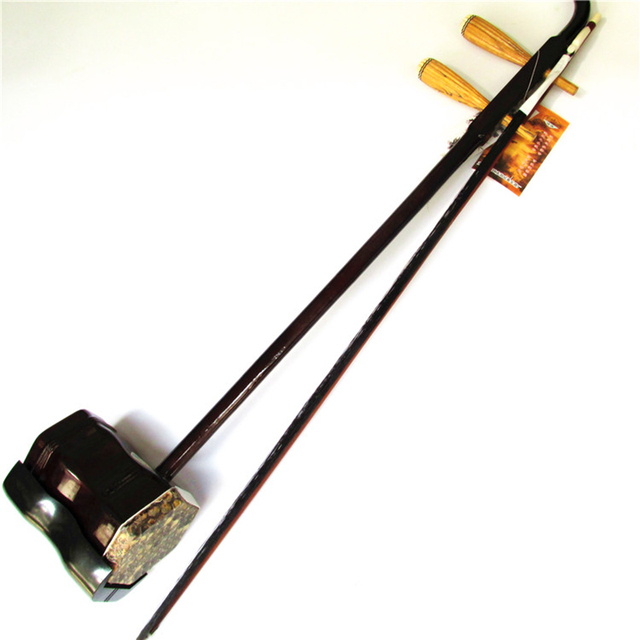 Muse Chinese Erhu Traditional Wuyue Fiddle Violin Musical ...