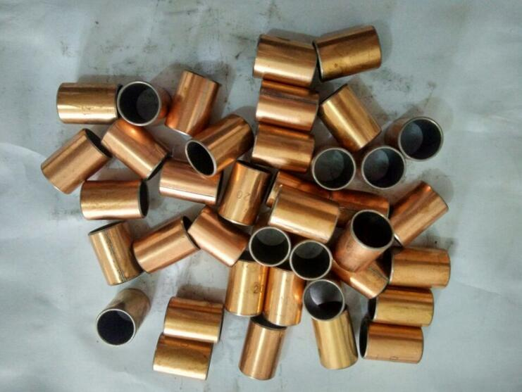 цена на 10Pcs SF-1 Self Lubricating Composite Bearing Bushing Sleeve 3/4/5/6/8/10mm Inner Diamater (Inner Dia. X Outer Dia. X Height)