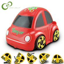 1Pc Mini somersaults toy cars car-miniature toy model cars toys for children GYH