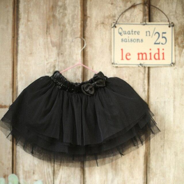 2016 Baby Girl Pettiskirts Net Veil Skirt Kids Cute Princess Clothes Birthday Gift Toddler Ball Gown Party Kawaii TUTU Skirts