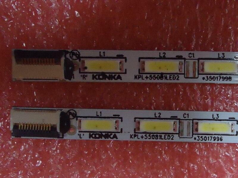 led backlight screen LED55E5530F KPL+550B1LED2 35018014 35018085 led backlight 1pcs=56led 613mmled backlight screen LED55E5530F KPL+550B1LED2 35018014 35018085 led backlight 1pcs=56led 613mm