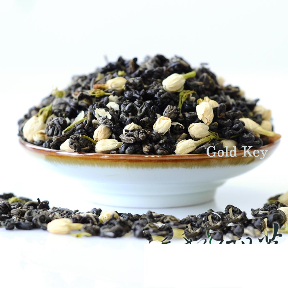 Chinese flower tea - Aliexpress Com Buy 250g Jasmine Flower Tea Chinese Flower Green Tea Jasmine Organic Jasmine Flower Green Tea Keep Beauty From Reliable Flower Tea