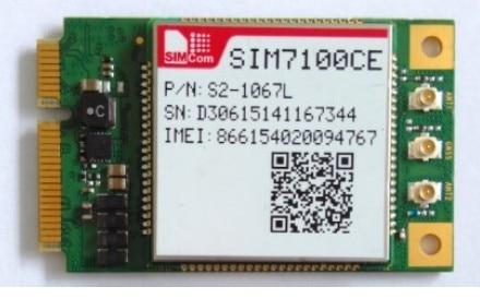 все цены на  SIM7100CE Mini PCIE Guaranteed 4G 100% New Original TDD-LTE/FDD-LTE/WCDMA Module Distributor In Stock  онлайн