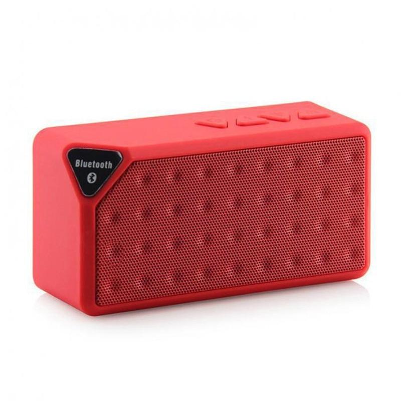 Mini altavoz bluetooth estilo de moda inalámbrico portátil de - Audio y video portátil - foto 3