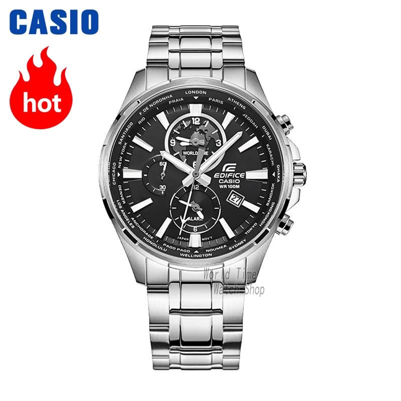 Casio watches CASIO men waterproof fashion leisure business quartz watch EFR-304D-1A EFR-304SG-7A