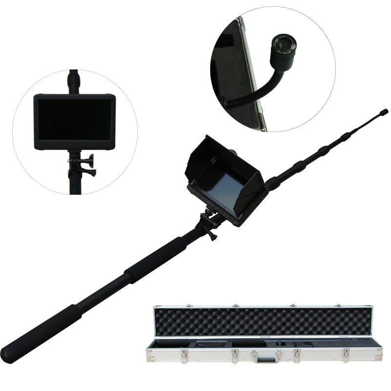 5m Telescopic Pole 1080p Hd Digital Underwater Inspection