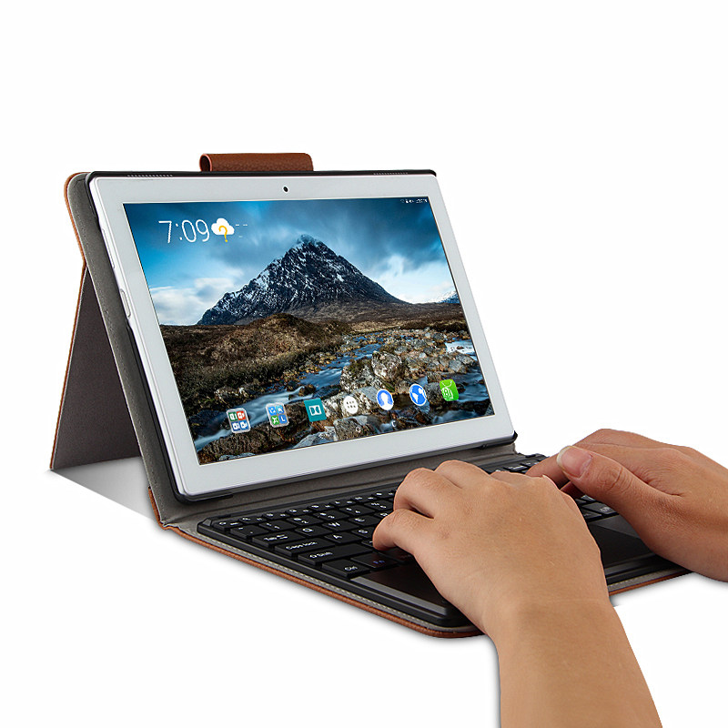 Original Touchpad bluetooth keyboard case cover for 10.1 inch Lenovo TAB4 10 TB-X304F/N tablet pc for Lenovo TAB4 10 keyboard new original for lenovo miix 2 tablet keyboard dock k610 new 10inch tablet keyboard case for lenovo with topcase and trackpad