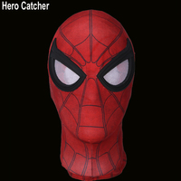 Hero Catcher New Spiderman Homecoming Mask Tom Holland Spiderman Mask With Lens New Spiderman Face Mask