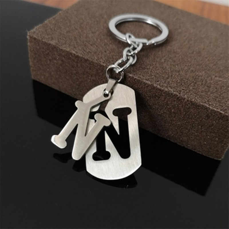 2019 new stainless steel hollow letter Pendant necklace party gift for women and men long chain  collares fashion necklaces