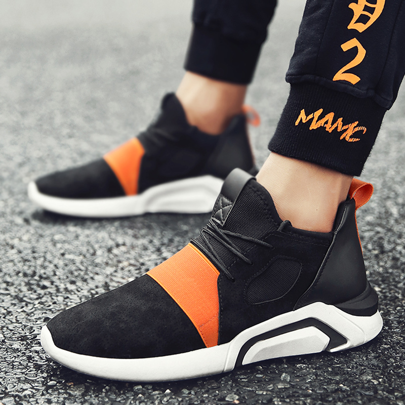 Summer Shoes Sneakers Men's Hand-Painted Design Casual Fashion Heel Zapatos Neutral Hombre