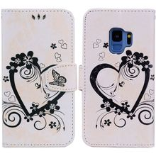 Fashion Case For Capa Samsung Galaxy Note8 S8 S9 Plus j1 j3 j5 j7 A3 A5 2017 2016 A720 A520 A320 J330 J530 Flip Phone Cover P23Z flip stand book style silk case for samsung galaxy a3 a5 a7 j1 j3 j5 j7 2016 2017 pro j730 j330 a520 phone case protection shell