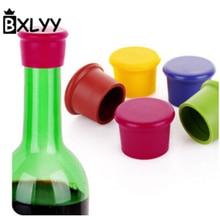 BXLYY Кухонные гаджеты Пищевая силиконовая бутылка пробковое уплотнение Соус Бутылка барные инструменты для вина бутылки домашние декоративные предметы случайный. 7z