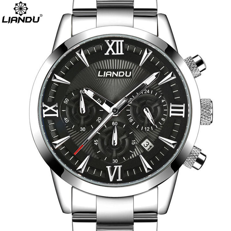 engravable watches for men page 4 movado gold fashion liandu multiple time zone men s fashion business watch chronograph unique engraved dial military sport watches relogio masculino fashion