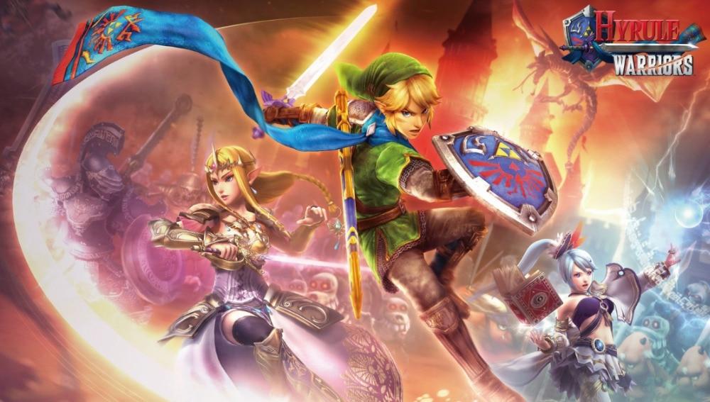 Free Shipping Legend Of Zelda Twilight Princess Hyrule