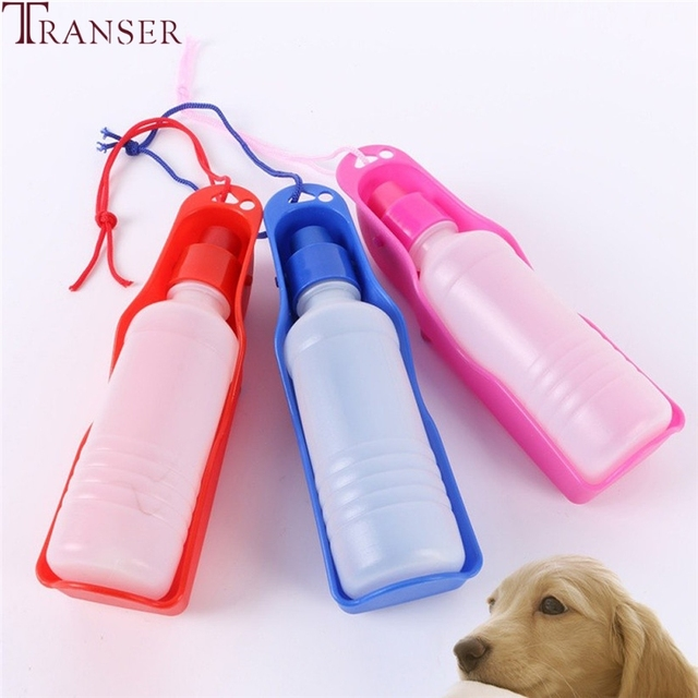 Dog Water Bottle  4
