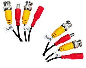 Image 3 - Hkixdiste Bnc Power Video Cctv Cavo 10 M per Analog Ahd Cvi Cctv Telecamera di Sorveglianza Dvr Kit di Accessori