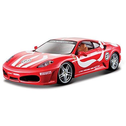 Maisto Bburago 1 24 F430 Fiorano Diecast Model Car Toy New In Box Free Shipping