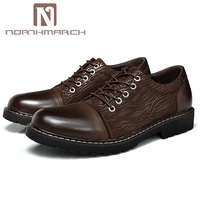 NORTHMARCH Fashion Luxury Men Shoes Casual Genuine Leather Classic Male Elegant Men Shoe Office Dress Shoes Mens Zapatos Hombre