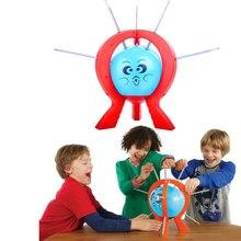 1 ШТ. Бум Воздушный Шар Игру не Взорвать Его Детей Большой Семьи забавные Игрушки Творческий Спин Мастер антистресс Crazy Party Шутки Смешные игрушка