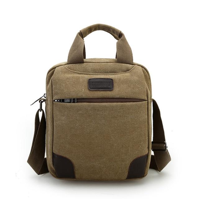 2bfaa17f9773 Brand New Canvas Men s Messenger Bag Shoulder Bags For Man Men Handbags Mens  Soft Crossbody Bags