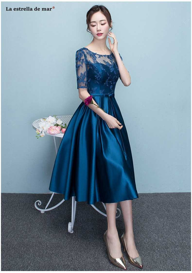 Detail Feedback Questions About Vestido Para Madrinha2018 New Lace