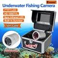 "Free shipping!Eyoyo 50m IR Underwater Video Camera Fishing Fish Finder Color 7"" LCD TFT Screen"