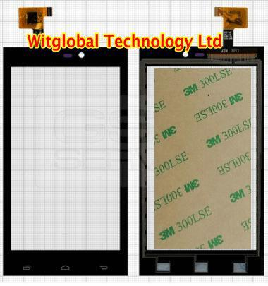 Free 3M Tape+ Original 4 Gigabyte Gsmart Roma R2 Outer touch Screen Panel Glass Sensor Digitizer Replacement Free Shipping new touch screen digitizer touch panel glass sensor replacement for 4 5 gigabyte gsmart maya m1 v2 free shipping