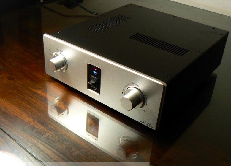 YS-audio AM-50 Hi-Fi Power Amplifier HIFI EXQUIS 80Wx2 AM50 Class A Amp