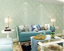 beibehang 3d non - woven fabric 3d wallpaper papel de parede bedroom living room television background simple European wallpaper цена 2017