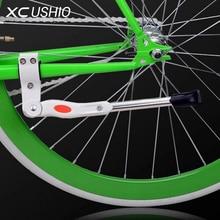 1 Piece Aluminium Bicycle Kickstand High Strength Bicycle Kickstand