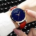 2017 relógios Das Mulheres Top Marca de moda Relógio de Pulso relógio de quartzo Mulheres assistem Vestido esporte Analógico Casual Assista Relogio feminino
