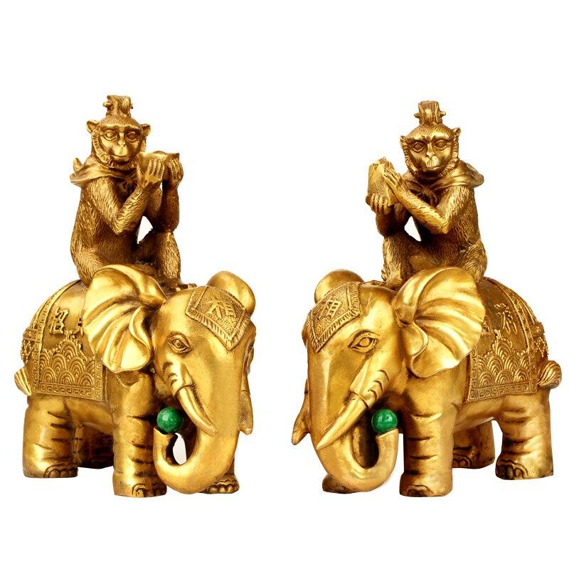 Compra montar elefantes online al por mayor de china for Elefantes decoracion feng shui