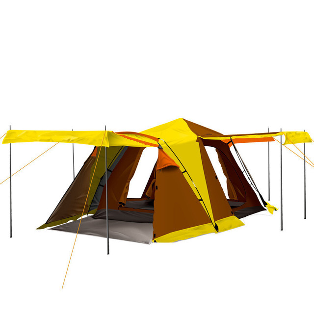 Wnnideo 4 Person Tenaya Lake Fast Pitch Cabin Tent with Closet  sc 1 st  AliExpress & Wnnideo 4 Person Tenaya Lake Fast Pitch Cabin Tent with Closet-in ...