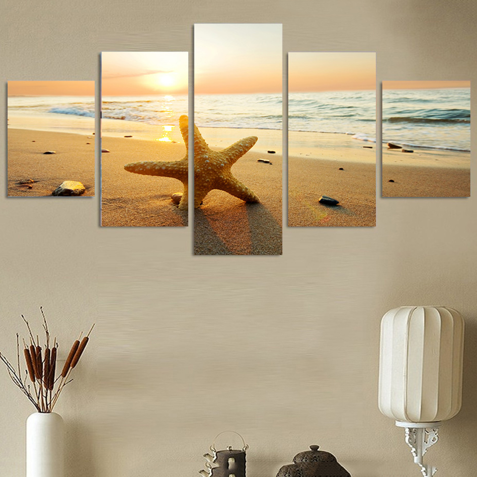 Posters Frame Living Room Wall Art HD