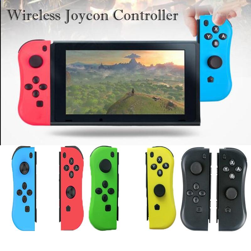 Controlador joycon inalámbrico Bluetooth Dealonow para controlador de Joycon con interruptor a la izquierda y a la derecha - 2