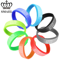 SMAEL Brand Sports Neue Smart Wrist Watches Armband Fur Touch Fitness Tracker Reminder Fitness Digitale Smart