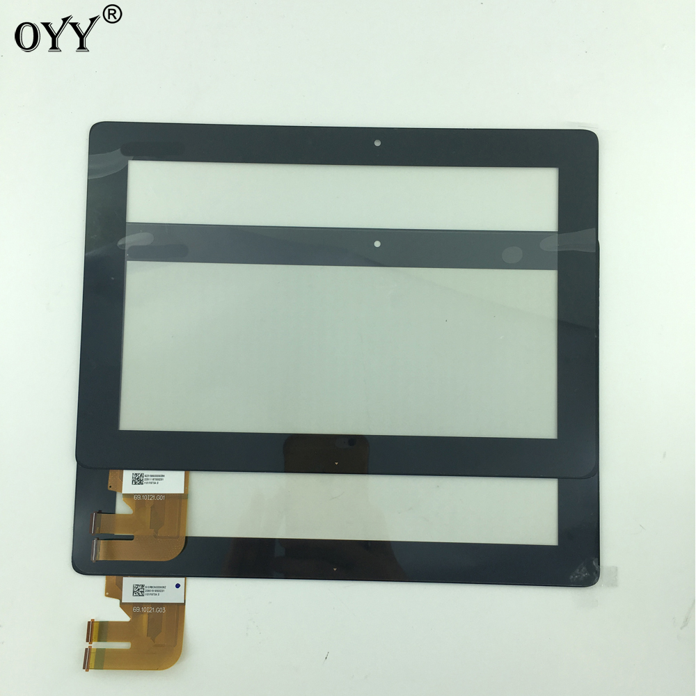 Touch Screen Digitizer Glass parts For Asus Transformer Pad TF300 TF300T TF300TG TF300TL 69.10I21.G03 69.10I21.G01 new touch screen digitizer glass for asus memo pad fhd 10 me302 me302c k005 me302kl k00a 5425n fpc 1 100% working perfectly